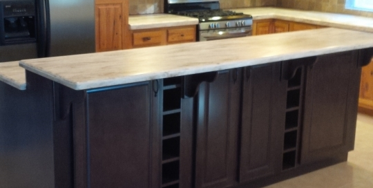 Bullhead city kitchen remodel islands