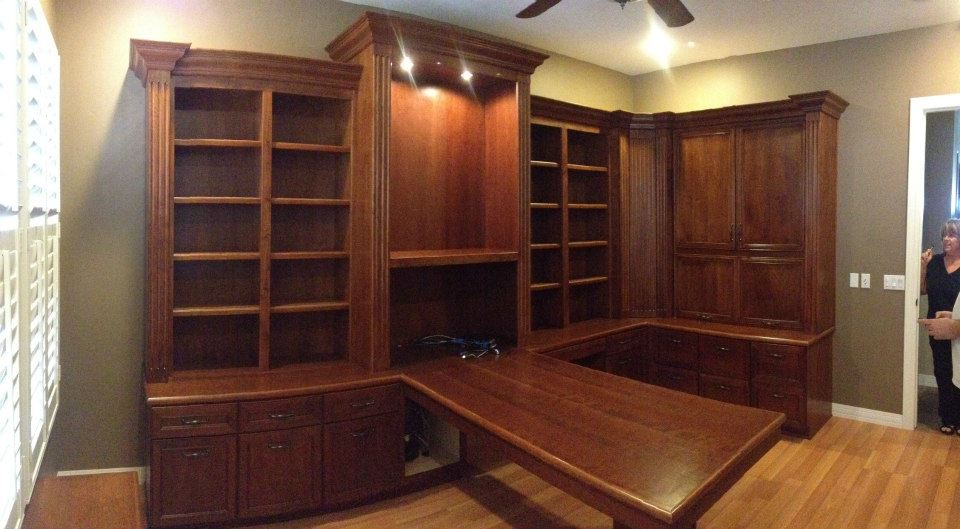 custom home office bullhead and fort mohave